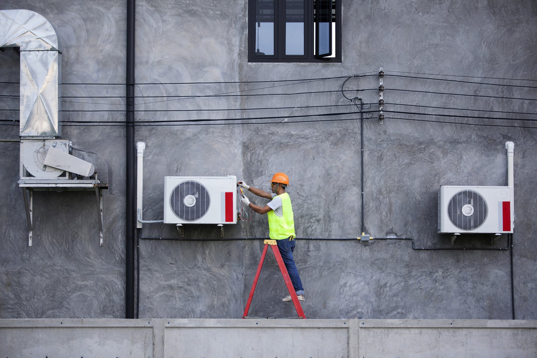 Gebäudetechnik Neubau Umbau Sanierung Sanitär Heizung Klimatechnik Halle Leipzig